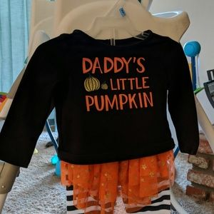 12 month 2 piece Holloween outfit